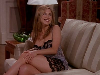 The One With Rachel's New Dress