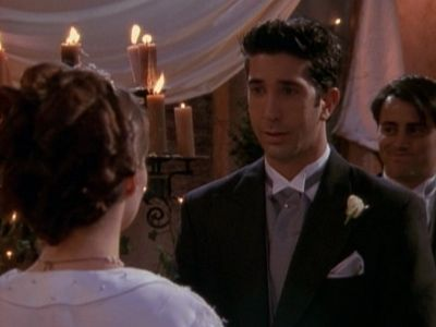The One With Ross's Wedding (1)
