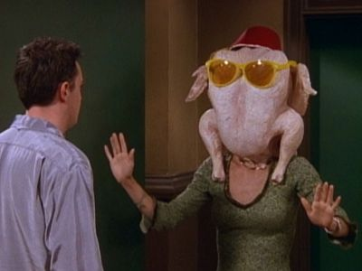 The One With The Thanksgiving Flashbacks (a.k.a. The One With All The Thanksgivings)