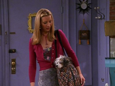 The One Where Chandler Doesn't Like Dogs