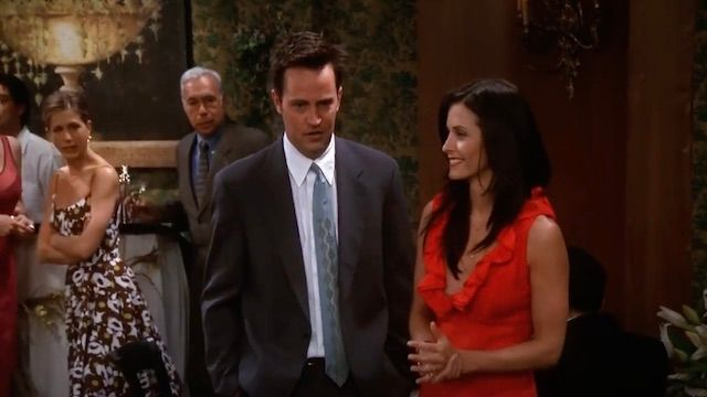 The One With Chandler And Monica's Wedding (1)
