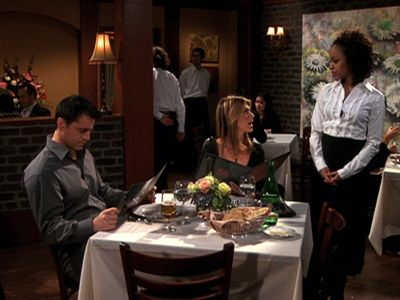 The One Where Joey Dates Rachel