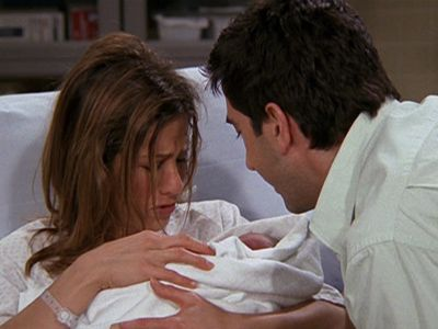 The One Where Rachel Has A Baby (2)