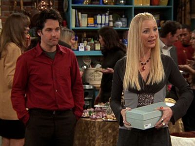 The One With Phoebe's Rats