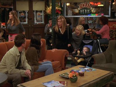 The One Where Rachel's Sister Babysits