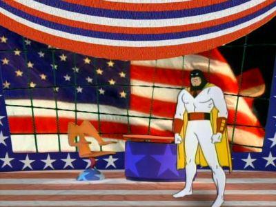 Intense Patriotism
