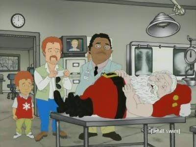 I Saw Stroker Killing Santa (a.k.a. A Cold, Dead, White Christmas)