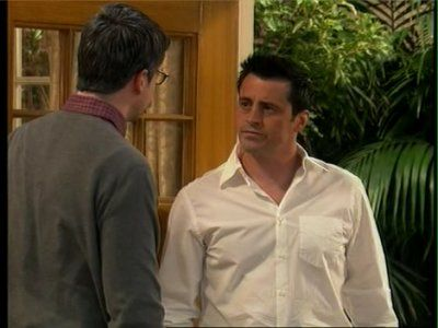 Joey and the Actor's Studio