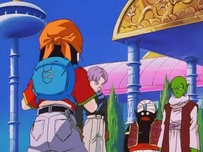 Piccolo's Decision