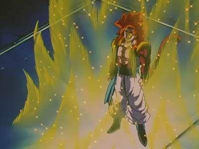 Super Saiyan 4 Fusion