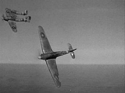 Alone (May 1940 - May 1941)