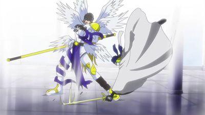 Taiki, Warrior of the Goddess!