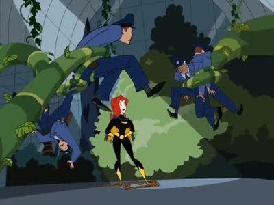 No, I'm Batgirl!!!