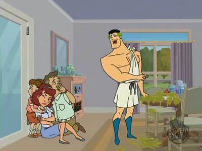 Greeks & Freaks