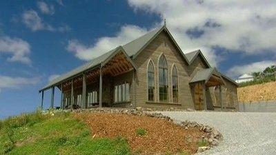 Fish Creek Church House