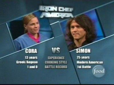 Cora vs. Simon