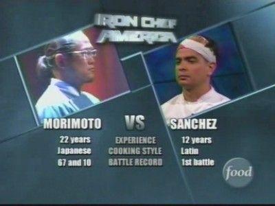 Morimoto vs. Sanchez