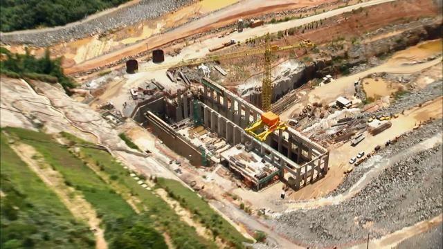 Rio De Janeiro's Power Island Project