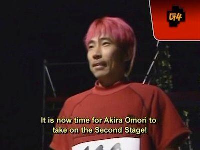 Sasuke 3 - Stage 2 & 3.1