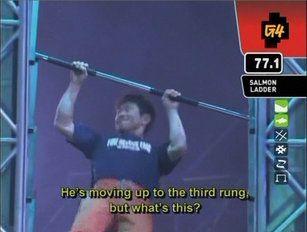 Sasuke 18 - Stage 1.3