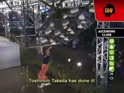Sasuke 21 - Stage 3
