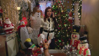 How Lily Stole Christmas