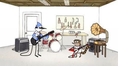 Mordecai and the Rigbys