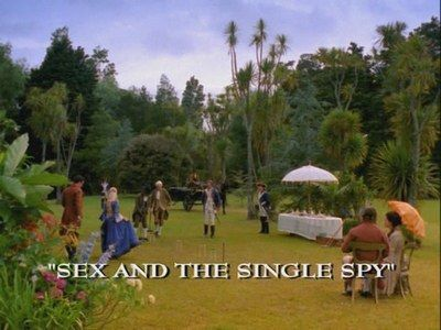 Sex and the Single Spy