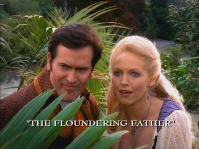 The Floundering Father
