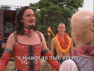 X Marquis the Spot
