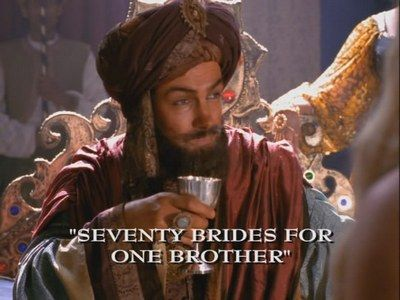 Seventy Brides for One Brother