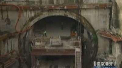 Kuala Lumpur Mega Tunnel