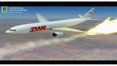 Attack over Baghdad (DHL European Air Transport Flight OO-DLL)