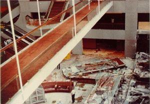 Skywalk Collapse
