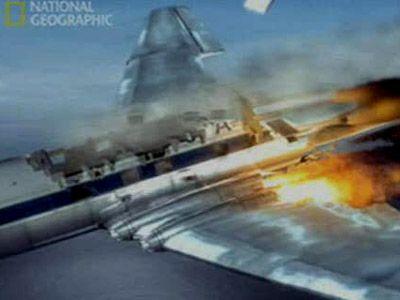 Comet Air Crash