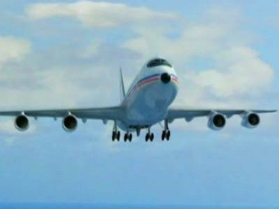 Panic over the Pacific (China Airlines Flight 006)