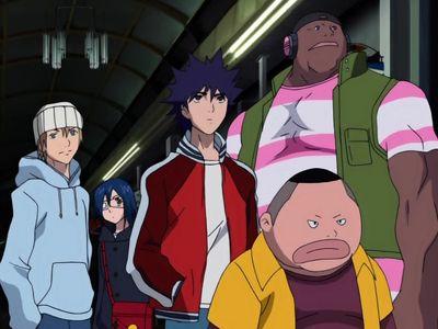 Genesis's Kansai Division Appears