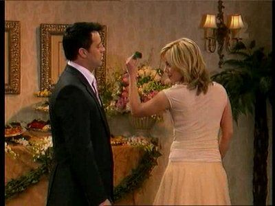 Joey and the Wedding