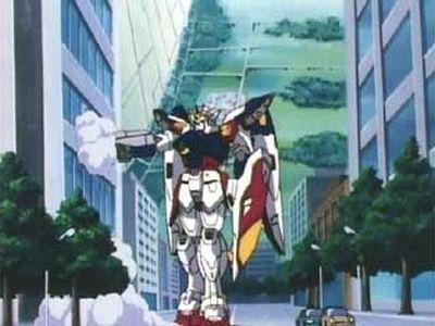 The Gundam They Called Zero