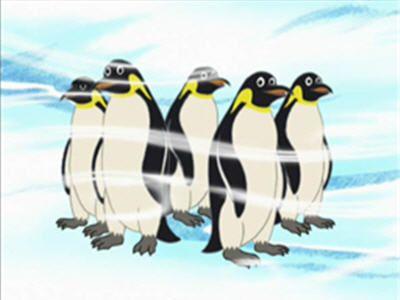 Pepito's Penguin School
