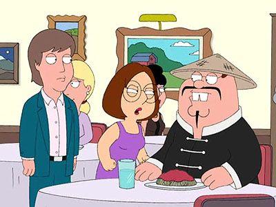 Peter's Daughter