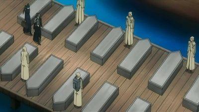 Silent Coffins