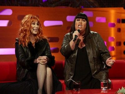 Cher, Dawn French, The Script