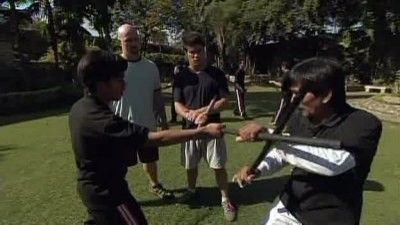 Eskrima Stickfighting
