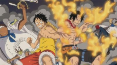 Ace is Rescued! Whitebeard's Final Captain's Orders!