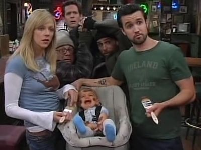 The Gang Finds a Dumpster Baby