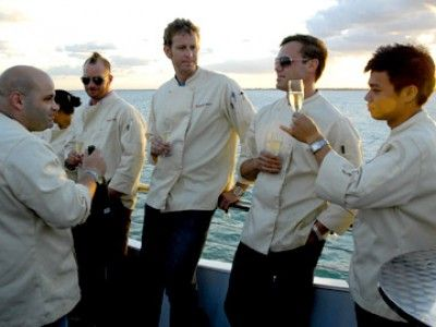 Chef Overboard