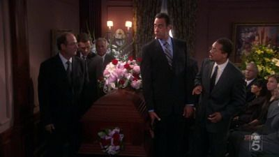 Four Neighbors and a Funeral