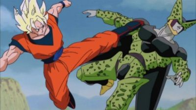 The Decisive Battle! Cell vs Son Goku