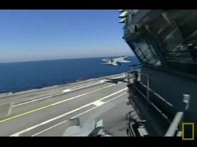 Super Carrier: USS Ronald Reagan
